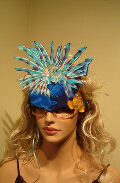 Handmade Lion Fish Mask