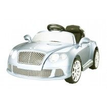 CHILDREN'S LICENSED BENTLEY GT 12V RIDE ON CAR WITH PARENTAL CONTROL    We have now this amazing genuine Licensed kids Bentley GT Ride on Car with Full function parental remote control. This great looking childrens Bentley GT 12 volt ride on car is very close to real one and packed with superb gadgets such as Key Start, MP3 Player input and working lights.