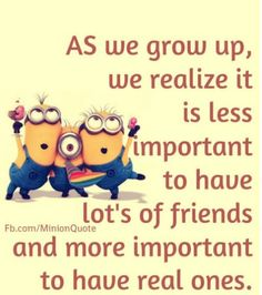 Funny minions quotes on friendship top funniest minions memes jokes top 30 funny minions friendship quotes Funny Minion Pictures, Funny Minion Memes, Minions Quotes, Minion Humor, True Quotes, Funny Quotes, Qoutes, Minions Love, Minions Friends