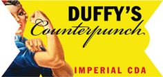 """Full Sail Brewing Company brewer Stephanie Duffy is donating proceeds of her new beer, Duffy's Counterpunch to Bitch Media: """"Even though the beer industry is still very male-dominated (like so many other industries) I thought it was especially appropriate to brew a bold, strong beer in honor of all the bold, strong women who shirk stereotypes and avoid being pigeonholed."""""""