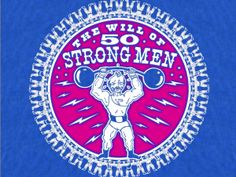 The Will of 50 Strong Men - a  new website with some very poignant content.