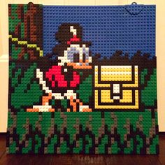 LEGO versions of NES Games, Ducktales