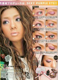 》 Gyaru Makeup 《