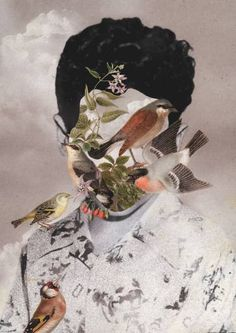 Boy and birds - Limited Edition 1/25