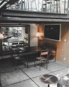 Cafe Interior, Table, Furniture, Home Decor, Decoration Home, Room Decor, Cafe Interiors, Tables, Home Furnishings