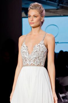 Bridal Gowns, Wedding Dresses by Hayley Paige - Style HP6609