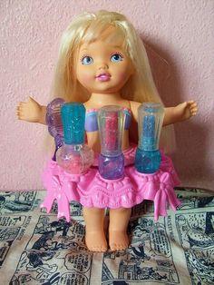 Makeup beauty doll