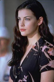 Liv Tyler as Grace Stamper in Touchstone's Armageddon - 1998