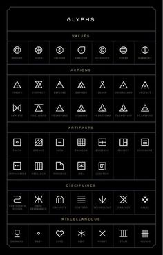 tattoo, glyphs, and symbol image                                                                                                                                                      More