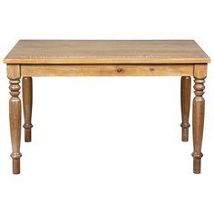 Mesa Olinda 130X80 Tok&Stok - R$1.485,00 (mesa com pés torneados)