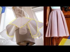 How to Draft a Box-Pleated Circle Skirt Pleated Skirt Tutorial, Pleated Skirt Pattern, Circle Skirt Pattern, Circle Skirt Tutorial, Box Pleated Dress, Skirt Pattern Free, Box Pleat Skirt, Box Pleats, Dress Skirt