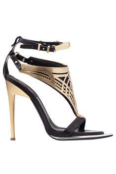 Roberto Cavalli spring 2013 shoes