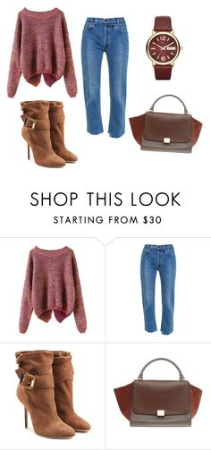 """""""Untitled #190"""" by shellynrl27 on Polyvore featuring Vetements, Burberry and Marc by Marc Jacobs"""
