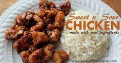 Recipe: Sweet n' Sour Chicken - Weed'em & Reap