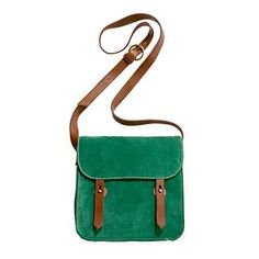 emerald is the only color for a decent purse. obvi.
