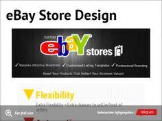 #eBay Store Design http://www.evincedev.com/ebay-store