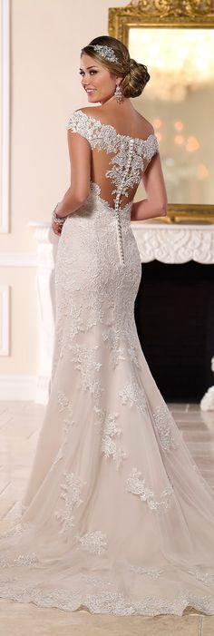 Vestidos de noiva - Coleção 2016 - Stella York. Mais
