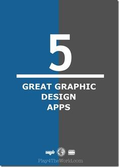 Apps for graphic design