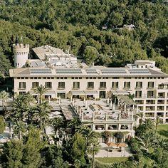 Castillo Hotel Son Vida, Mallorca, Palma de Mallorca, Spain
