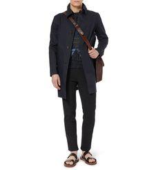 Missoni - x Hancock Cotton-Blend Rain Coat MR PORTER