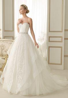 Luna Novias 147-ERIKA Wedding Dress - The Knot