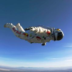 Been following the RedBull Stratos project for quite some time now.