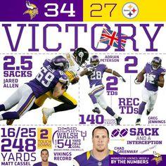 Love my Vikings Football