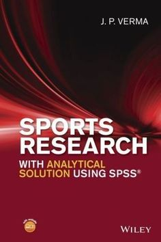A student solutions manual for second course in statistics sports research with analytical solution using spss pdf books library land fandeluxe Gallery
