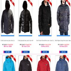 February Hot Deal - Sk Jackets Over 75% off and still in season!