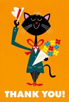 Furuya Takashi #cat #flowers