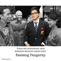 Di vlog terbarunya, Kaesang mengajak sang ayah untuk olahraga panah. Ia mendapat...