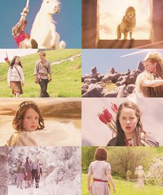 Narnia. The lion the witch and the wardrobe