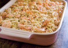 Paula Deens Shrimp Spaghetti