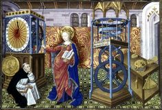 medieval clockmaker - Google Search