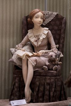 """Moscow show """"Dolls Art"""""""