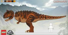 Lego Jurassic World, Jurassic Park Toys, Jurassic World Fallen Kingdom, Lego Dinosaurus, Lego Motorbike, Kingdom Movie, Falling Kingdoms, Animals, Kawaii