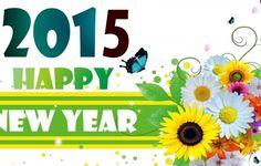 Happy New Year 2015 Snowfall