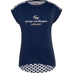 Product: George Washington University Toddler Girls' Short Sleeve T-Shirt