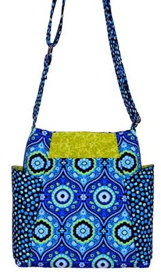 Sewphisti-Cat's Hands-Free Hipster Bag Sewing Pattern + Bonus Video: How to install purse feet!