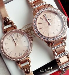 Fossil Watch ❤•❦•:*´¨`*:•❦•❤