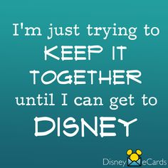 Its More Than Just A Theme Park My Goal To Be Part Of The Behind Scenes For Disney