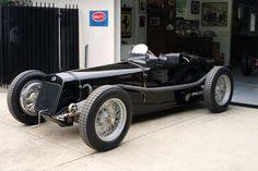 1927 Delage Gran Prix.