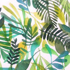 Ana Sofía Castañón (@anasofiacastanon) • Instagram photos and videos Tropical, Watercolor Plants, Flyer Design, Plant Leaves, Photo And Video, Instagram, Videos, Photos, Art