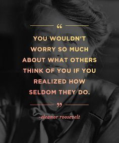 Quotes to build confidence: REPIN these words from Eleanor Roosevelt to inspire others!