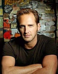 Someone recommended Josh Lucas for the role of Charlie from Jailbird - I could definitely see that!