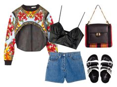 """""""packandgo2"""" by cami08 ❤ liked on Polyvore featuring Givenchy"""