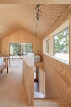 Hirvilammi Architects, Jussi Tiainen · House H