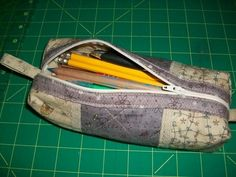 How To Make A Pencil Case - A Tutorial