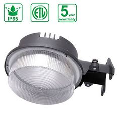 6. MINGER 30W LED Outdoor Barn Light