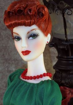 THE STUDIO COMMISSARY: Favorite Things of 2015.....(pics)  -  Posted by Megin in Portland [Email User] on January 2, 2016, 11:01 am.   The wonderful combo of JS dollies and wigs by the extraordinary Ilaria! Here's a few from my collection!   (8 PICS)